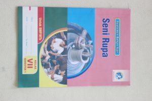 penjualan buku LKS Kurikulum 2013
